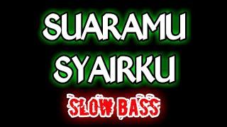 DJ SLOW SUARAMU SYAIRKU !! KENDANG PARALON !!! Terbaru 2020 AWEE RMX