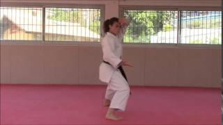 Empi - Karate Training Sonia Fiuza