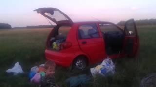 ☼ Путешествие на машине с детьми из Омска в Крым. День 1