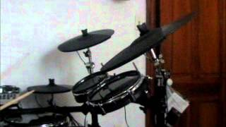 alesis dm8 pro kit erykah badu love of my life drum cover