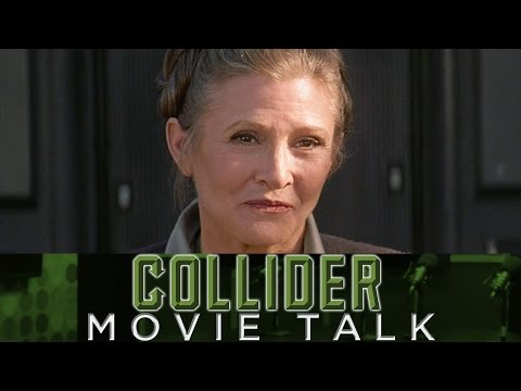 Carrie Fisher Will Not Be In Star Wars Episode IX - Collider Movie Talk