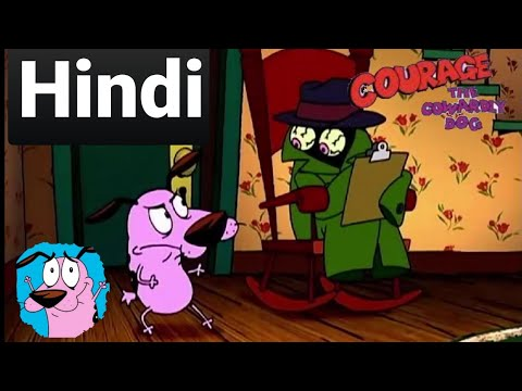 Download Hindi courage the cowardly dog | S2 48 n 49 episode