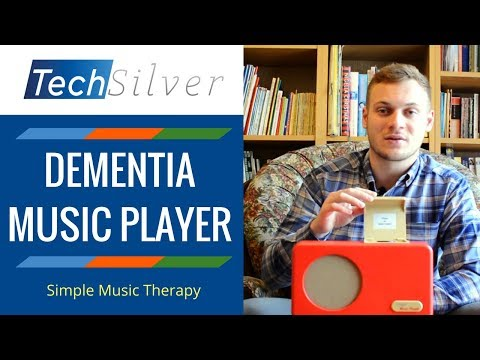 Simple Music Player For Dementia (Music Therapy For Dementia) [2018]