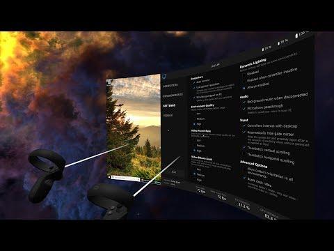 Virtual Desktop Quest Trailer