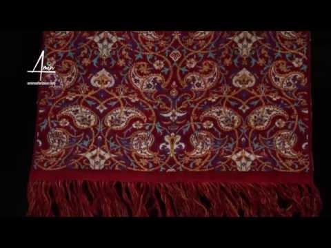 Persian traditional crafts: Brocade