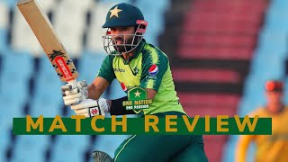 Mohammad Rizwan reflects on his match-winning knock in third #SAvPAK T20I