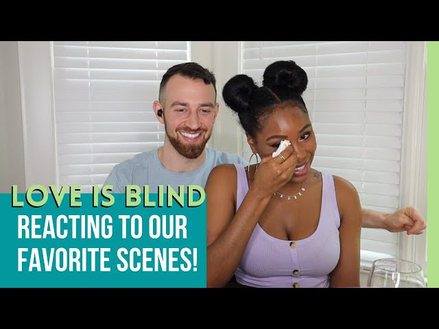 Love Is Blind - Reacting To Our FAVORITE Scenes! | Hanging with the Hamiltons