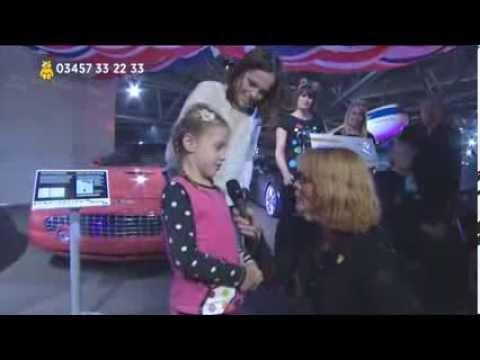 Children in Need 2013  Tony Husband & Samantha Bond