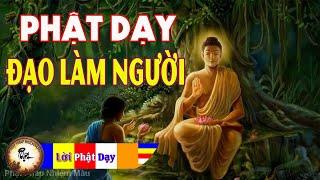 Lời Phật Dạy Về Đạo Làm Người rất hay P5, Phật pháp Nhiệm màu