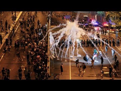 Hong Kong: Another Tiananmen Square?