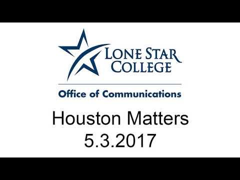 KUHF Radio Houston Matters Amos McDonald Interview