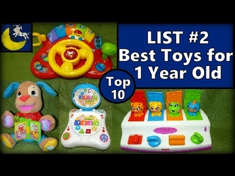 List 2 Top 10 Best Toys For 1 Year Old Fisher Price