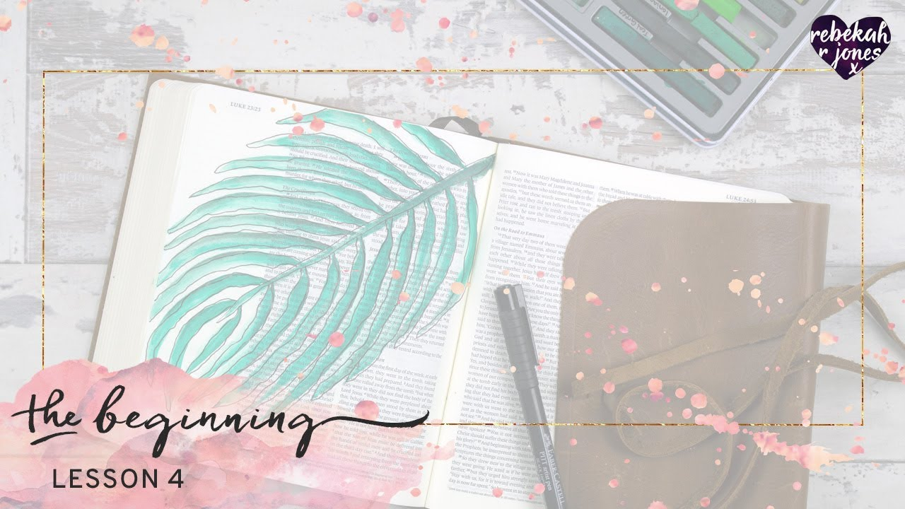 Journaling Bible For Art