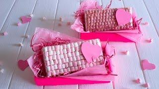 Chocolate personalizado para San Valentín  14 de Febrero, día del amor y amistad