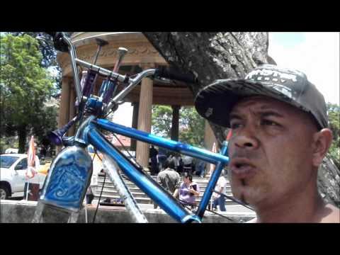 Bici Rehab update 2 Meet BiciArte creator Ronny Marin Cordova