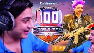 100 RP Season 14 | Giveaway  | PUBG MOBILE
