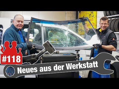 Hammerhart! SO robust ist Autoglas   Volvo XC90 ohne Leistung - Turboschlauch kaputt?