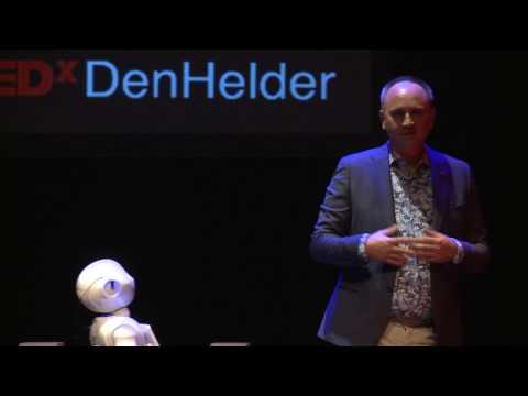 Open source robots, why we all should contribute | Eric Wesselman | TEDxDenHelder