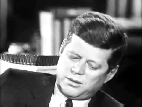 President John Fitzgerald Kennedy After Two Years ( 1962 INTERVIEW )