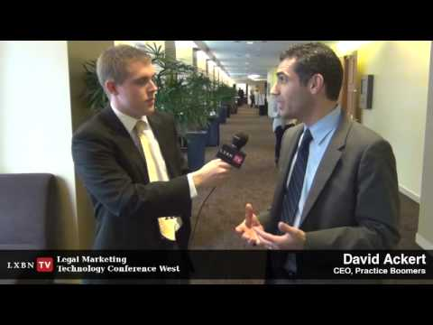 Lawyers Should Be Doing A Lot More with LinkedIn—David Ackert