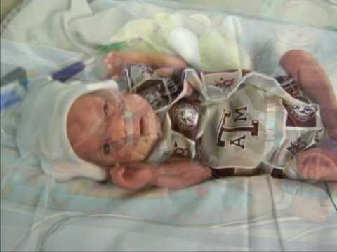 Miracles Happen...born at 24 weeks - YouTube