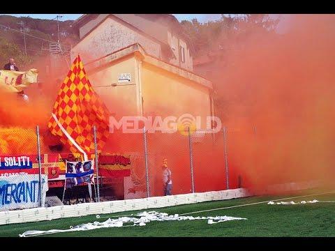 Il Finale Ligure festeggia la promozione in serie D. Intervista a Candido Cappa e Giulio Grassi.
