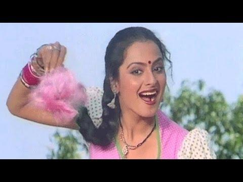 Bindiya Chamkegi Lyrics - Do Raaste | Lata Mangeshkar