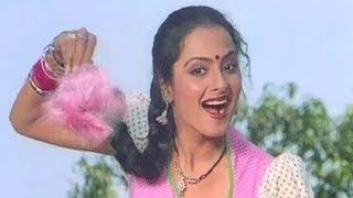 Baj Gayi Ghanti - Rekha,Asha Bhosle - Bindiya Chamkegi - Dance Song