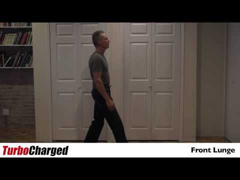 TurboCharged - Front Lunge - Tom Griesel