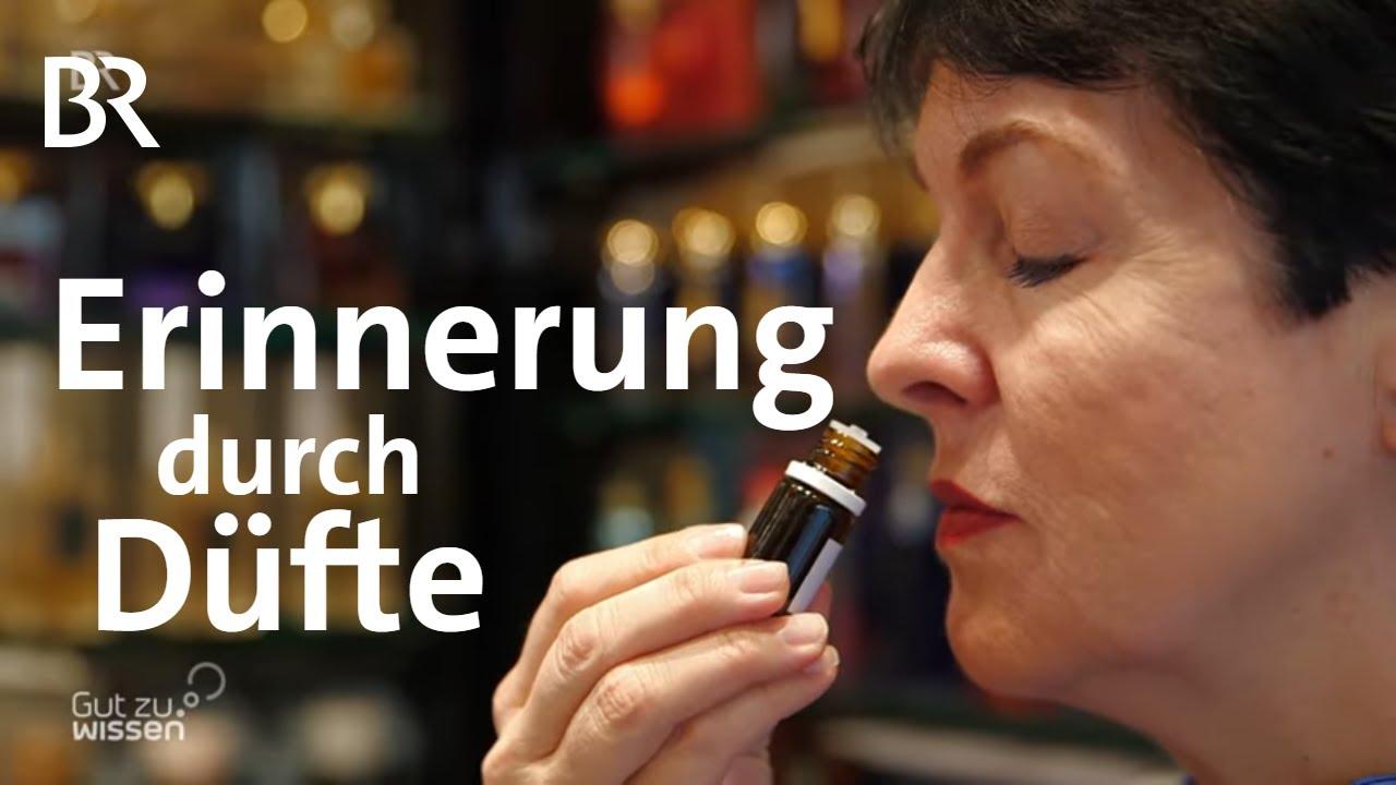 Geruchssinn Trainieren