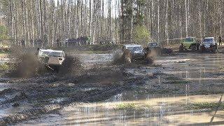 4x4 Off-Road Vehicles Mud, Water Race | Last ORO ET2