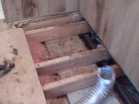 Bathroom Mobile Home Repair Oak Island NC Home Repair Long - How to repair bathroom floor