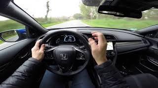 Honda Civic 1,6 i-DTEC 2018 First Test