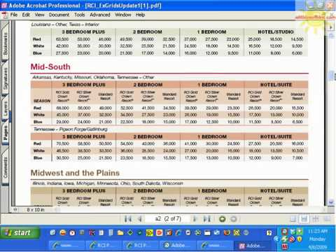 Rci points for deposit demo by emidsouth inc emidsouth com youtube