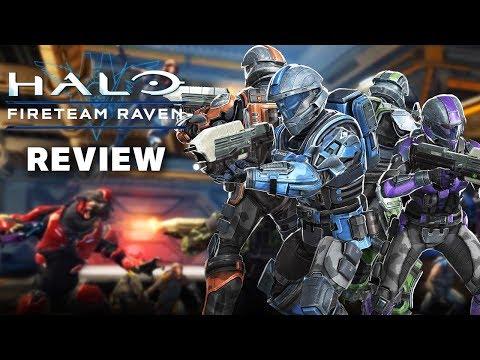 Halo: Fireteam Raven - Review