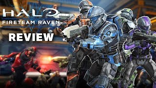 Halo: Fireteam Raven - Review