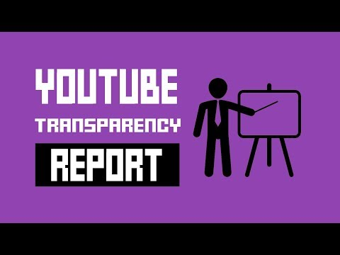 YouTube Transparency Report - 210 Days of Consistency