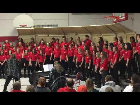 My granddaughter Karah's St Clair Middle School Choir.