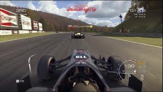 GRID Autosport Multiplayer #1 - First online races