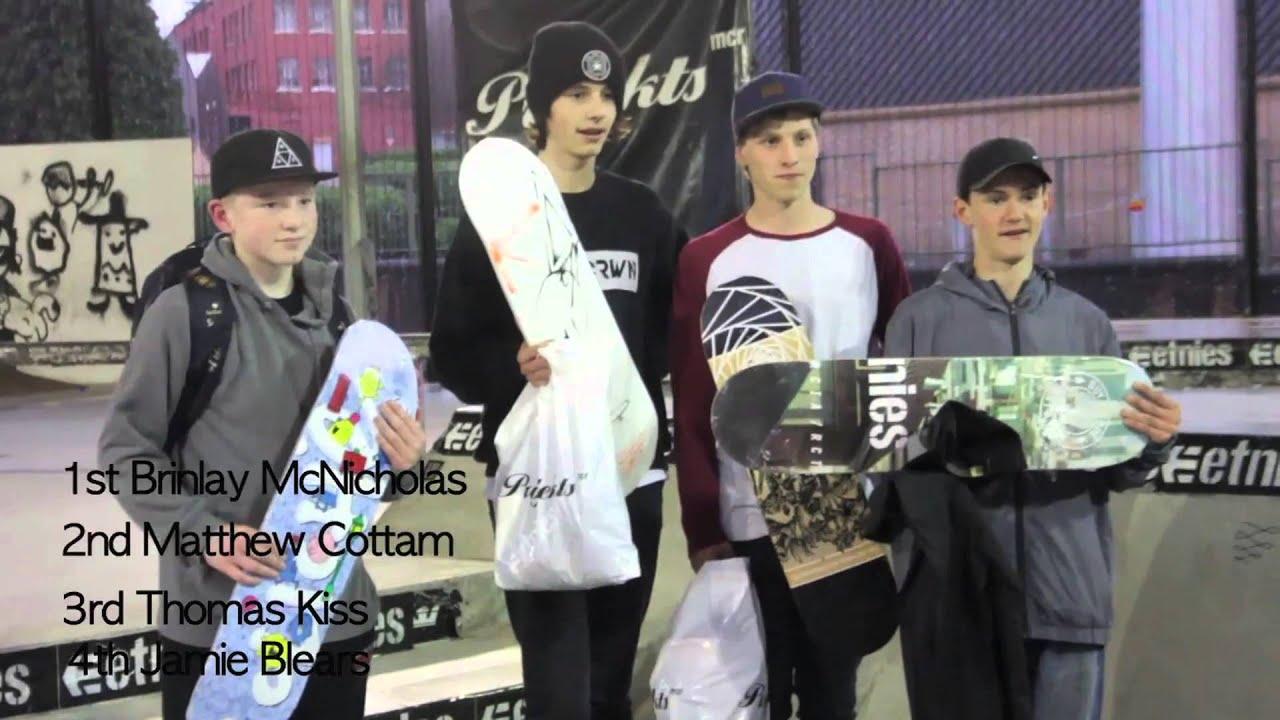 projekts manchester easter egg skate jam 2016