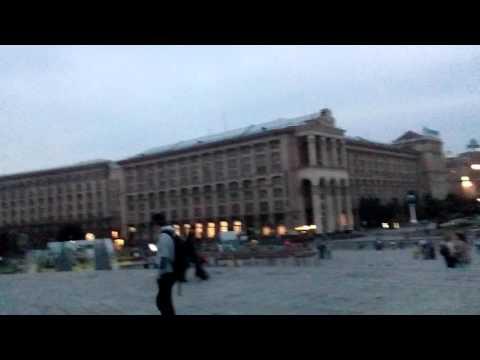 Independence Square (Площадь Независимости)