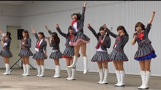 20160919 アイドルライブ in 円山動物園 北海道ご当地アイドル フルーテ...