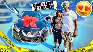 SURPRISING MY MOM WITH A BRAND NEW CAR!!!❤️ **EMOTIONAL**