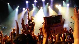 Miyavi at Irving Plaza, New York 2018.05.20 Concert End