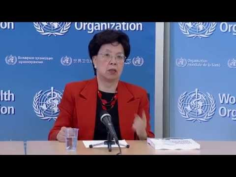 MaximsNewsNetwork: WHO Director General, Margaret Chan announces the Road Safety Report