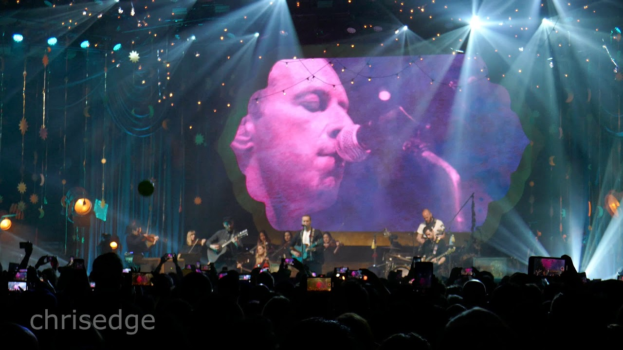 Download 4K - Coldplay - Lovers In Japan w/ HQ Audio - 2020-01-21 - Hollywood Palladium Los Angeles, CA