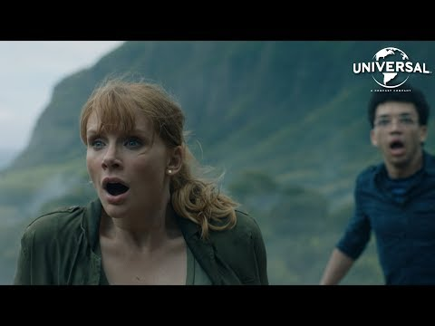 Jurassic World: Fallen Kingdom (2018) Teaser RUN (Universal Pictures)