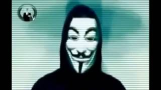 || Anonymous || Brief Word to Anons || via AnonTheater || 2/2/13