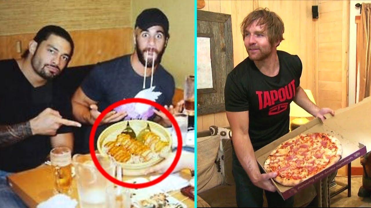 10 Most Shocking Diets of WWE Superstars