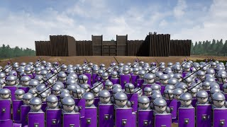 CONQUERING THE GAULS Shieldwall